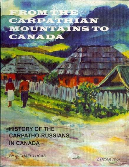Michael Lucas - From the Carpathian Mountains to Canada