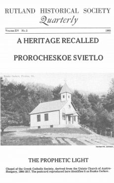 A Heritage Recalled