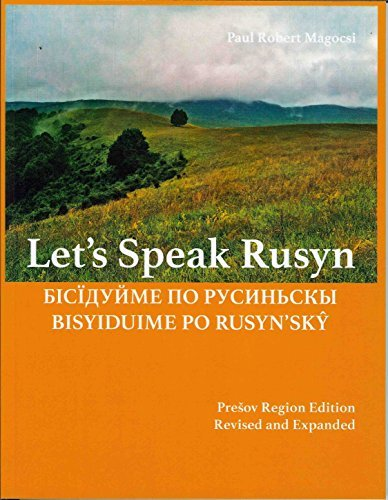Let's Speak Rusyn Revised